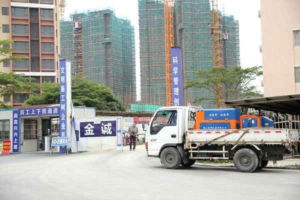 钢筋弯箍建筑工地工程